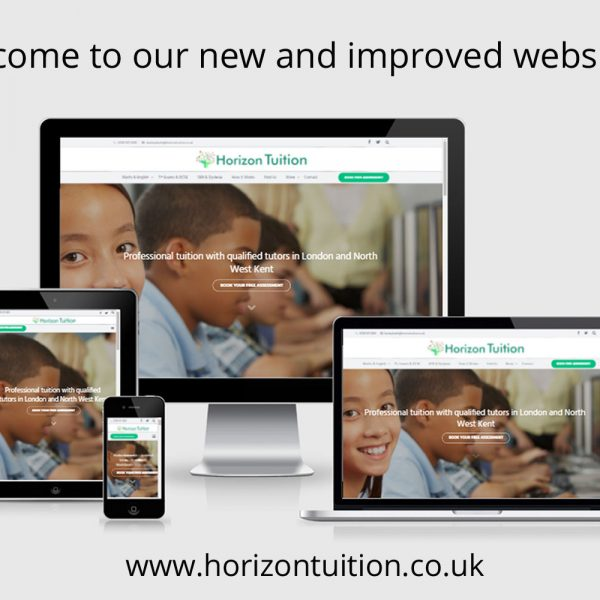 We Have a New Website!